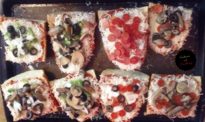 French bread pizza 11