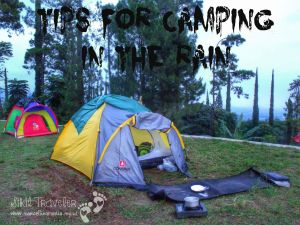 Tips for Camping in the Rain (1)