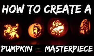 How to Create a Pumpkin Masterpiece